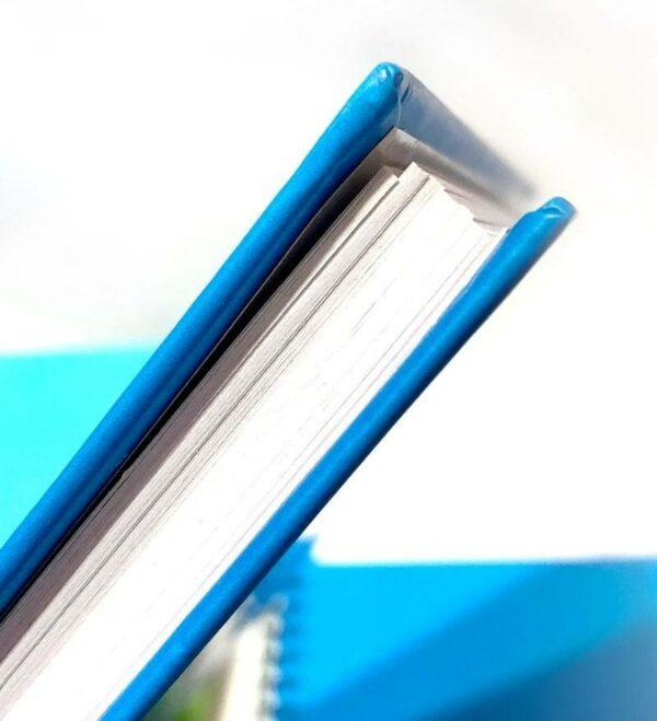 Hardcover notebook,