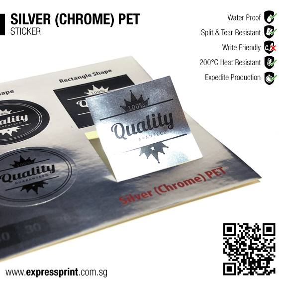 Silver-Chrome-PET