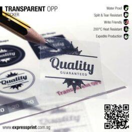 Transparent-OPP