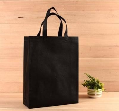 non-woven-bag-black