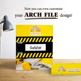 Customised Print Arch FIle