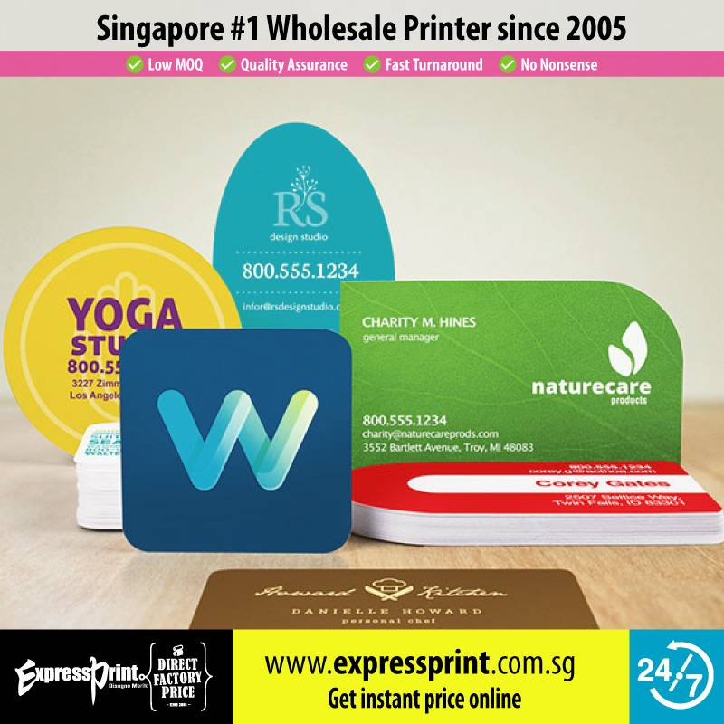 Business Card Printing Add Effects Spot Uv Emboss Hot Stamp 1 Offset Digital Namecard Printing Service In Singapore Get Instant Price Check Lowest Price Guaranteed Free Template And Artwork Check
